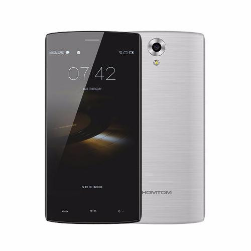 Homtom ht7 Pro Silver