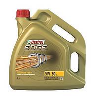 Масло моторное CASTROL EDGE 5W-30 4л CS 5W30 E 4L (CS 5W30 E 4L)