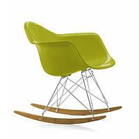 Кресло - качалка Тауэр R зеленое