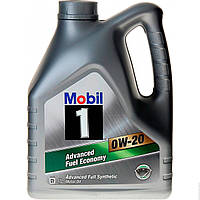 Масло моторное MOBIL1 0W20 4л MB 0W20 M1 4L (MB 0W20 M1 4L)