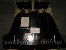 Защита двигателя Fiat Doblo I 2001-2009 гг. V-1,5; 1,9л