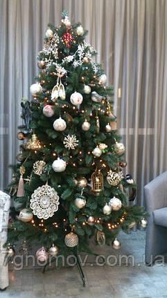 Искусственная елка ПРЕМИУМ ЭЛИТ 1,20 - 3,50 м., фото 2