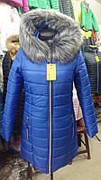 Куртка женская зимняя Парка Софи