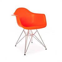 Кресло Тауэр оранжевое
