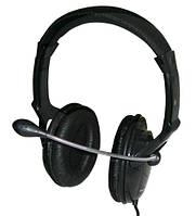 Гарнитура Esperanza EH101 Black с микрофоном