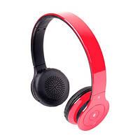 Гарнитура Bluetooth Gemix BH-07 Red, Bluetooth v2.1+EDR