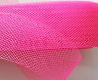 Регилин мягкий (кренолин) плоский 5 см ярко-розовый