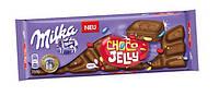Шоколад Milka Choco Jelly 250г Милка