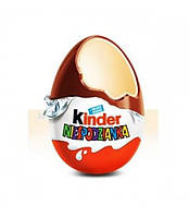 Шоколад Kinder Surprise 20г детский шоколад киндер