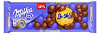 Шоколад Milka  Bubbly Caramel 250г Милка