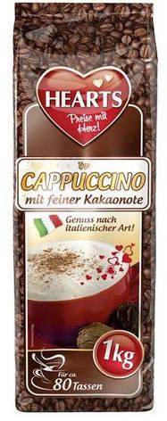 Кофейный напиток Капучино Hearts Kakaonote ,1 кг, фото 2