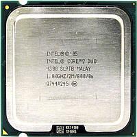 Процессор Intel Core2Duo E4300 2-ядра LGA775