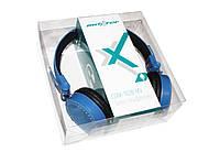 Гарнитура Maxxter CDM-102B-MV Blue