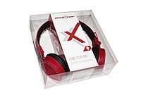 Гарнитура Maxxter CDM-102R-MV Red
