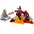 """Конструктор лего майнкрафт Аналог Lego Minecraft Bela 10469""""Иссушитель"""" 324 дет, фото 3"""