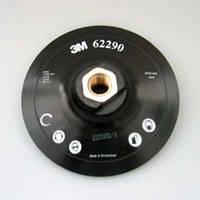 3М™ 62290 - Оправка HOOKIT GREEN FACE, тарелелка-держатель М14, д. 115 мм