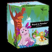Концентрированный бесфосфатный стиральный порошок «Royal Powder Baby» с Лунтиком 3 кг