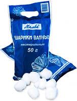 Ватные шарики «Мальва» 50 г