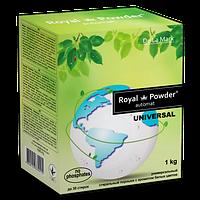 Концентрированный бесфосфатный стиральный порошок «Royal Powder Universal» с ароматом белых цветов 1 кг