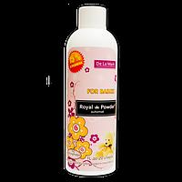 Жидкое концентрированное бесфосфатное средство для стирки «Royal Powder Baby» 1 л