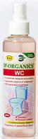 Organics WC спрей (обработка туалетов) 200 мл