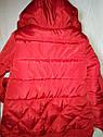 Теплая зимняя куртка пальто на девочку Бетти Размеры 122, 158, фото 6