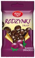 Драже изюм в шоколаде ,70 гр