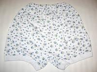 Полупанталоны женские трикотажные (цветные) 100% хлопок