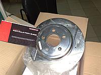 Задние  тормозные диски( перфорация+риски)  CHRYSLER 300C   Power Stop  AR8361XPR