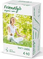 Ежедневные прокладки Friendly Organic Care (40 шт.)