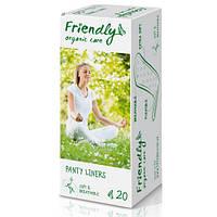 Ежедневные прокладки Friendly Organic Care (20 шт.)