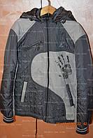 Куртка детская, 10-12лет, б/у