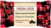 Fresh Juice Мыло косметическое Cherry & Chocolate 75 г