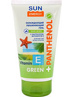 Sun Energy Green Panthenol Гель после загара Охлаждающий (150 мл)