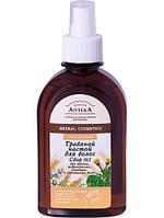 Зеленая аптека Травяной настой для волос Сбор №1 - для ломких, поврежденных, уставших и окрашенных волос 250 м