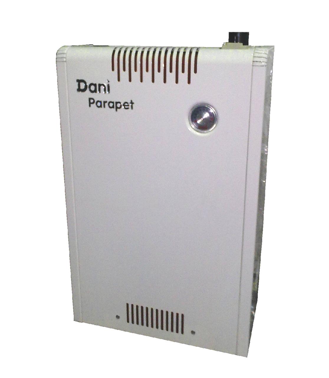 Парапетный газовый котел Dani АОГВ-10 У-С с трубой
