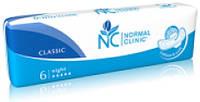 Прокладки для критических дней Normal Clinic Classic Cotton soft 5 капель 6 шт. (NC20)