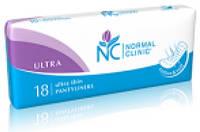 Ежедневные гигиенические прокладки Normal Clinic ultra Cotton 18 шт. 140 мм (NC09)