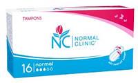 Тампоны для критических дней Normal Clinic normal 3 капли 16 шт. (TGN002)