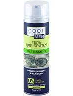 Cool Men Ultramint гель для бритья 200 мл
