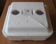 """Инкубатор """"Веселое семейство-2"""" на 80 яиц с электронной регулировкой температуры (на лампах)"""