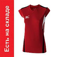Волейбольная форма (футболка) женская  Mizuno Premium Cap Sleeve