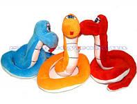 Змея мягкая, высота 15см (420шт)(A19-025)