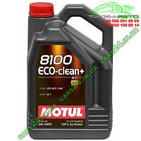 Масло моторное MOTUL 8100 ECO-CLEAN+ SAE 5W30 5L 842551 / 101584