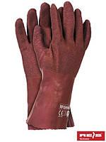 Перчатки с латексным покрытием RFISHING REIS
