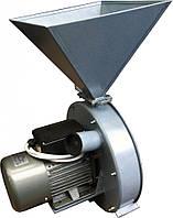 Электродробилка ЛАН-3 (зерно+качан)