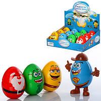 Яйцо сборное, 9см, цена за уп., в уп. 12шт(4 вида) в кор. 29*22*10см (432шт)(2278)