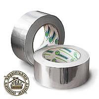 Скотч алюминиевый Sauna Alu+ (50ммх40м)