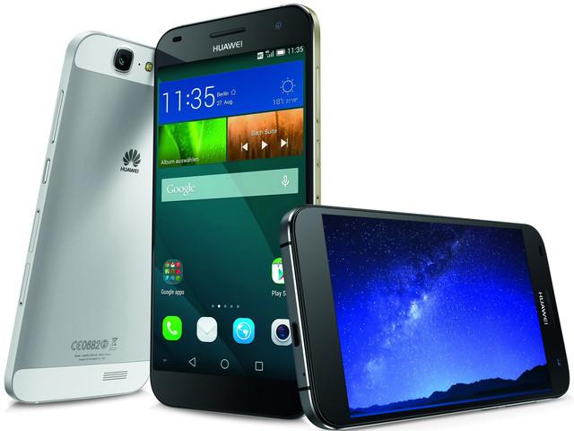Huawei Ascend G-серия