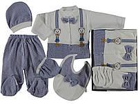 Набор подарочный для новорожденных 5 предметов.